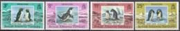British Antarctic Territory 1979 Michel 74 - 77 Neuf ** Cote (2005) 34.10 Euro Manchots - Territoire Antarctique Britannique  (BAT)