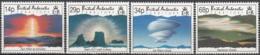 British Antarctic Territory 1992 Michel 199 - 202 Neuf ** Cote (2005) 9.60 Euro Apparitions Atmosphériques - Territoire Antarctique Britannique  (BAT)