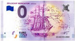 Billet Touristique - Belgique - 0 Euro (2018-1) - Ostende - Mercator - Other