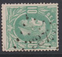 30 Lp. 337  SOMBREFFE  Coba+15 - 1869-1883 Léopold II