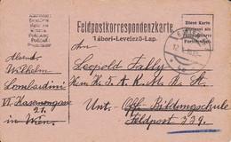 Feldpostkarte - Wien Nach 6. AK - Feldpost 339 - 1916 (36072) - Briefe U. Dokumente