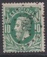 30 Lp. 358  THOUROUT  Coba+6 - 1869-1883 Léopold II
