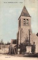 Pommeuse église Coulommiers - France