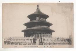 38979  -  Chine  Peking  Temple  Of  Heaven  Peking - China