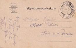 Feldpostkarte - Inf. Regt. 81 - Iglau Nach Wien -  (36080) - 1850-1918 Imperium
