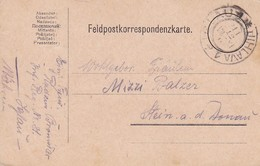 Feldpostkarte - Inf. Regt. 81 - Iglau Nach Wien -  (36080) - Briefe U. Dokumente