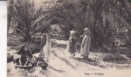L'OASIS. IMPR AIDA. CIRCA 1900's. ALGERIA- BLEUP - Algerije