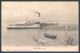 GE Geneve Port D'Hermance - GE Genève