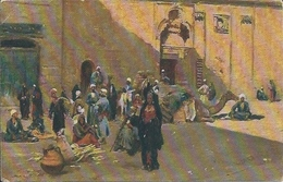 Postcard RA009619 - Egypt (Egipat / Agypten / Egitto / Misri) Cairo (Al-Qahirah / Kairo / Kaherah / Caire) - El Cairo