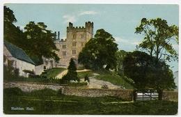 HADDON HALL - Derbyshire