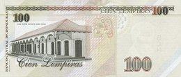 HONDURAS P. 102 100 L 2014 UNC - Honduras