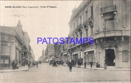 97873 ARGENTINA BAHIA BLANCA BS AS STREET CALLE O'HIGGINS POSTAL POSTCARD - Argentina