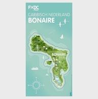 H01 Caribbean Netherlands 2016 Island Shaped Stamp - Bonaire MNH Postfrisch - Curacao, Netherlands Antilles, Aruba