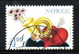 NORVEGE. N°1263 Oblitéré De 1999. Saint-Valentin/Love. - Norwegen