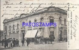97887 ARGENTINA BAHIA BLANCA BS AS GRAN HOTEL DE LONDRES POSTAL POSTCARD - Argentina