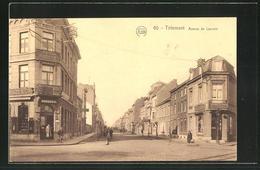 CPA Tirlemont, Avenue De Louvain - Bélgica