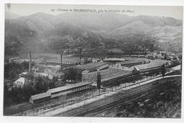 MALMERSPACH - N° 29 - LA FILATURE PRES DE SAINT AMARIN - CPA NON VOYAGEE - Autres Communes