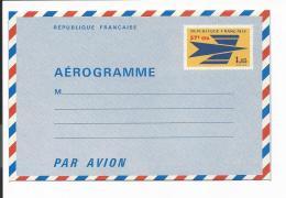 Reunion LF 2 ** -  57 Fr. CFA Auf 1,15 Fr. Aerogramm Von Frankreich - Réunion (1852-1975)