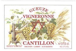 Etiket België 0566 - Beer