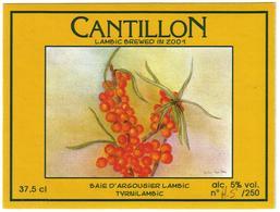 Etiket België 0571 - Beer