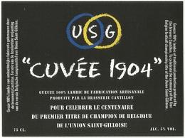 Etiket België 0572 - Beer