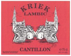 Etiket België 0574 - Beer
