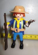 PLAYMOBIL GEOBRA NORDISTA 1992 - Playmobil