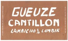 Etiket België 0579 - Beer