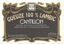 Etiket België 0581 - Beer