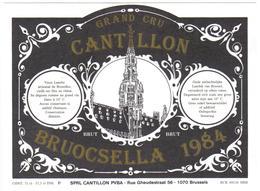 Etiket België 0582 - Beer