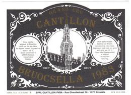 Etiket België 0583 - Beer