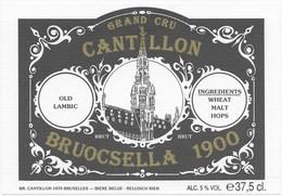 Etiket België 0584 - Beer