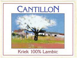 Etiket België 0593 - Beer