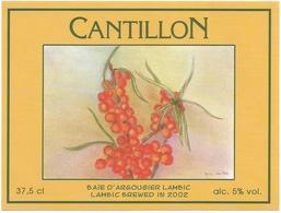 Etiket België 0595 - Beer