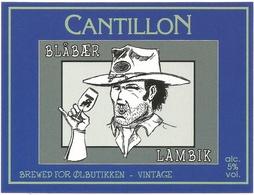 Etiket België 0596 - Beer