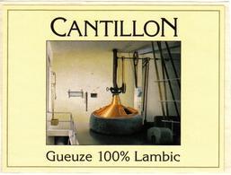 Etiket België 0600 - Beer