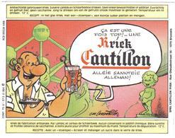 Etiket België 0602 - Beer
