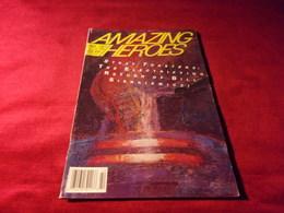 AMAZING  HEROES   No 151 - Books, Magazines, Comics