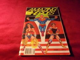 AMAZING  HEROES   No 156 - Books, Magazines, Comics