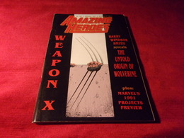 AMAZING  HEROES   No 188 - Books, Magazines, Comics