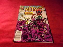 THE NE MUTANTS   No 84 MID DEC - Marvel