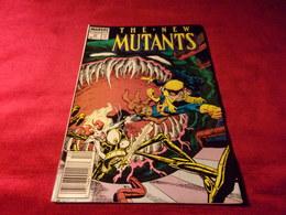 THE NE MUTANTS   No 70  DEC - Marvel