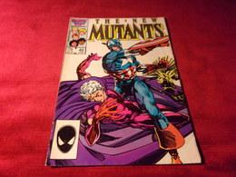 THE NE MUTANTS   No 40 JUNE - Marvel