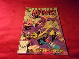 THE NE MUTANTS   No 76  JUN - Marvel