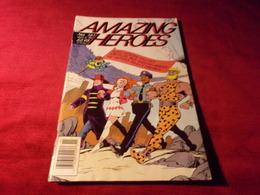 AMAZING  HEROES   No 161 - Books, Magazines, Comics
