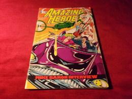 AMAZING  HEROES   No 128 - Books, Magazines, Comics