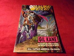 AMAZING  HEROES   No 177 - Books, Magazines, Comics