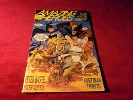 AMAZING  HEROES   No 178 - Books, Magazines, Comics