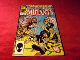THE NE MUTANTS   No 59 JAN - Marvel