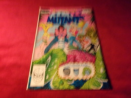 THE NE MUTANTS   No 5  1989 - Marvel